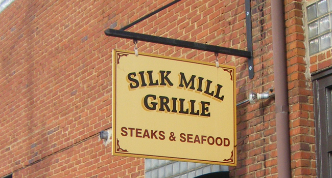 Welcome to Silk Mill Grille